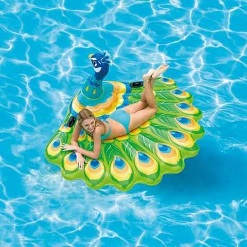 Colchonetas hinchables piscina playa intex for Colchonetas hinchables piscina