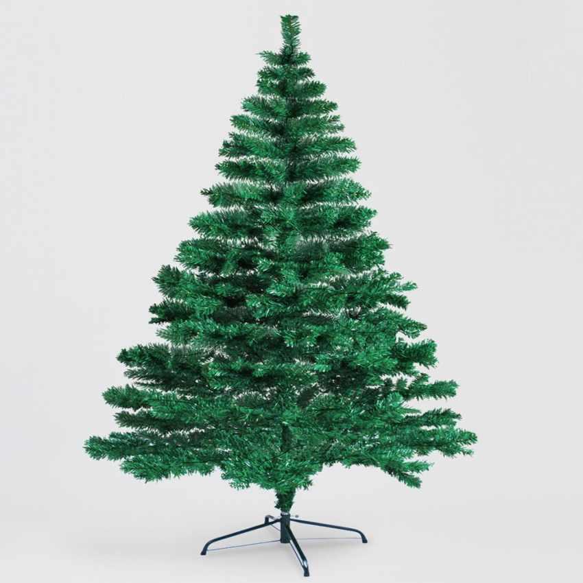 Costo de arbol de navidad artificial