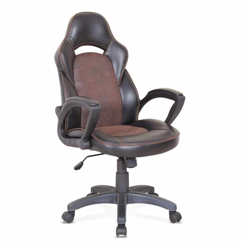 SU001RAC - Silla de oficina deportiva sillòn gaming comoda ergonomica PRO - scontato