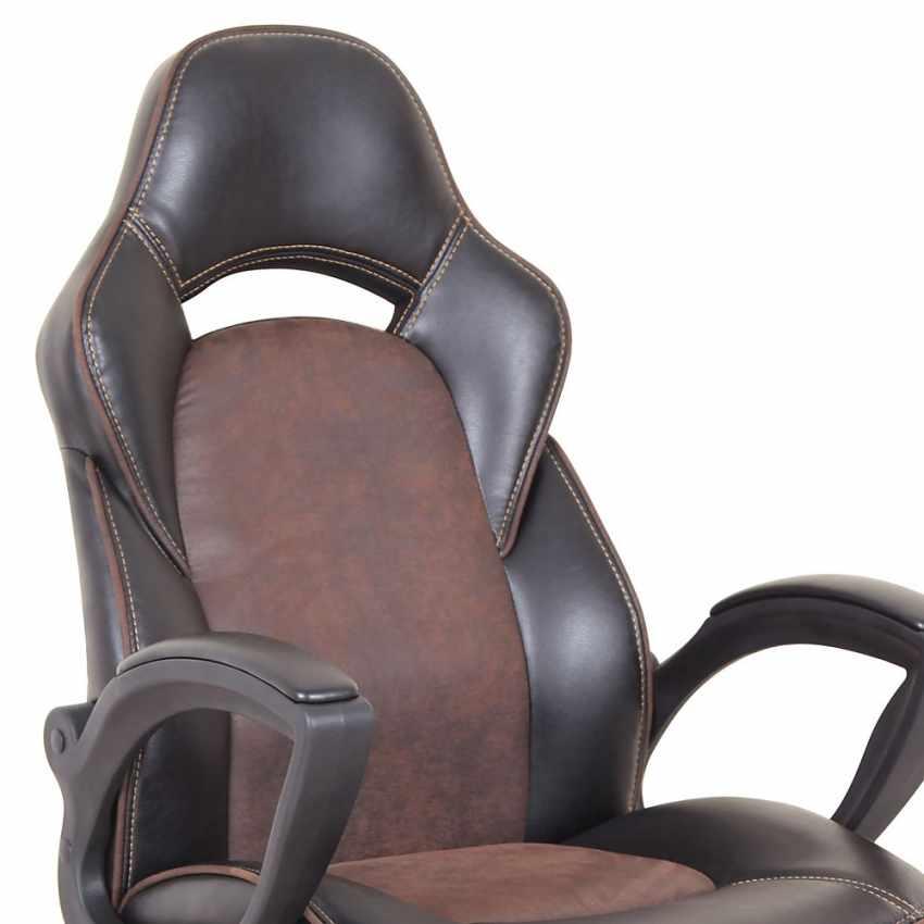SU001RAC - Silla de oficina deportiva sillòn gaming comoda ergonomica PRO - economico
